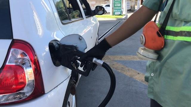 Natal é capital com gasolina mais cara; preço médio do RN fica em 2º no país