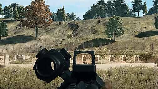 How ot use Canted Sight in PUBG mobile