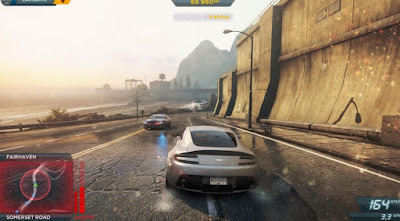 تحميل لعبة need for speed most wanted 2012 للاندرويد مجانا