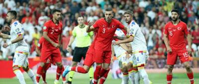 مشاهدة مباراة تركيا وأندورا