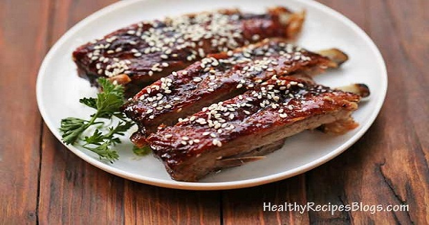 Asian-Style Spare Ribs Recipe