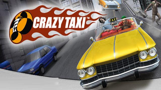 تحميل لعبه التاكسي المجنون Crazy Taxi