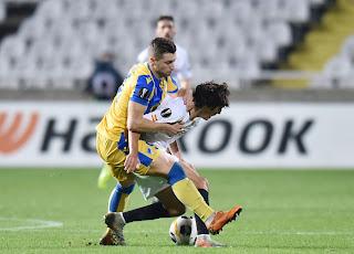 ΒΙΝΤΕΟ: ΑΠΟΕΛ 1-0 SEVILLA UEL (Στιγμιότυπα αγώνα)