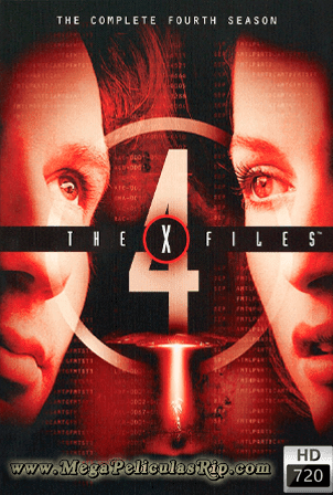 The X-Files Temporada 4 [720p] [Latino-Ingles] [MEGA]
