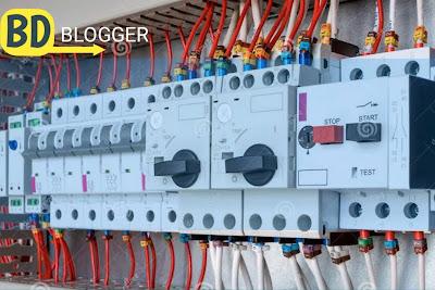 বৈদ্যুতিক স্থাপনার ওয়্যারিং লে-আউট ও স্কেমেটিক ডায়াগ্রাম   Electrical Wiring Diagram