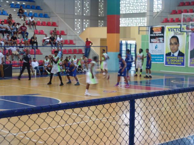 Los Cachorros  ganan a Gregorio Luperón100 por 95 en la continuación del Torneo de baloncesto superior Barahona 2017