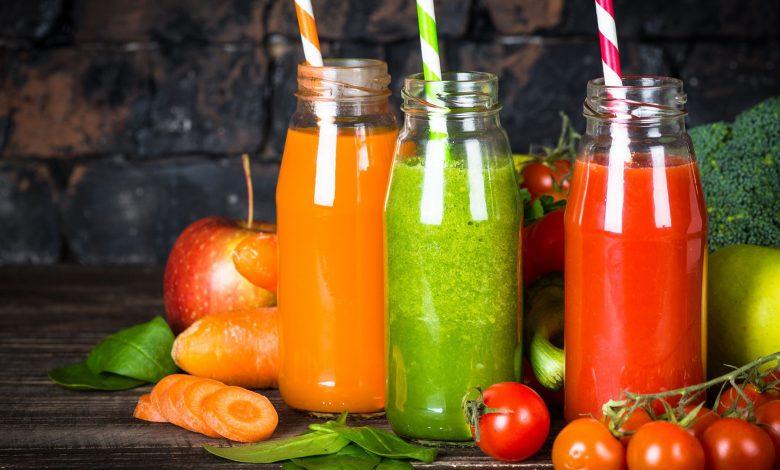 وصفات سهلة وبسيطة تستطيعن من خلالها صنع مشروب الطاقة الصحي