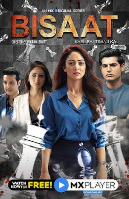 Bisaat – Khel Shatranj Ka Season 1 Hindi 720p HDRip Download