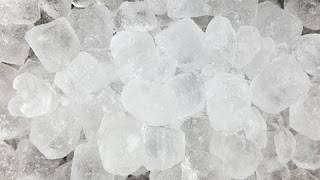 Ice Cubes   How to Cure Back Pain Home Remedies   Remedies Find