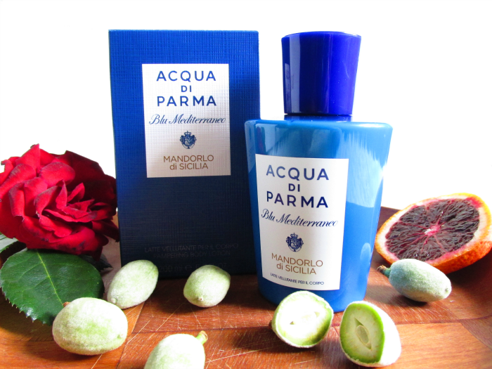 Duftnoten: ACQUA DI PARMA - Blue Mediterraneo Mandorlo di Sicilia - Pampering Body Lotion - Review