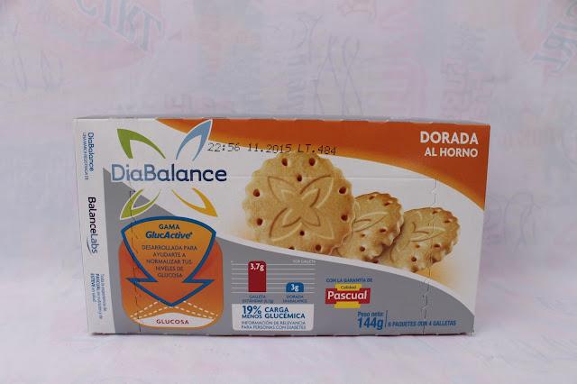 galletas diabalance