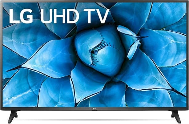 LG 50UN7300PUF: 50 '' 4K Smart TV with LG Magic Remote, webOS 4.5, AirPlay 2 and Wi-Fi 5