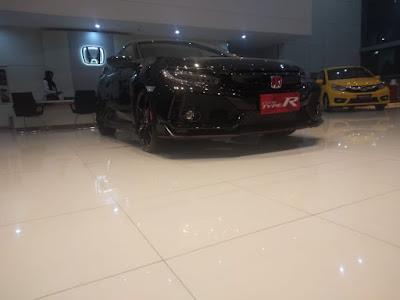 Ready Civic Type R