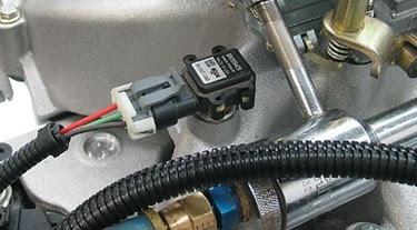 حساس الضغط المطلق في السيارة (MAP)