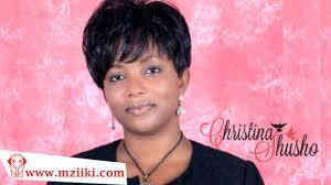 Christina Shushu - Ushilika