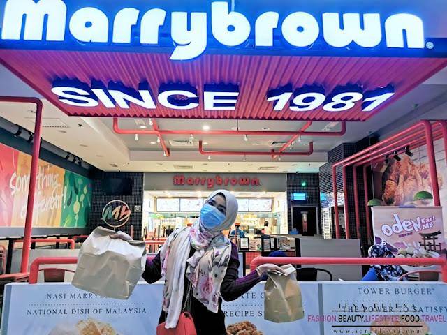 MarryBrown Berbaloi Puasa Serendah RM9 Seorang