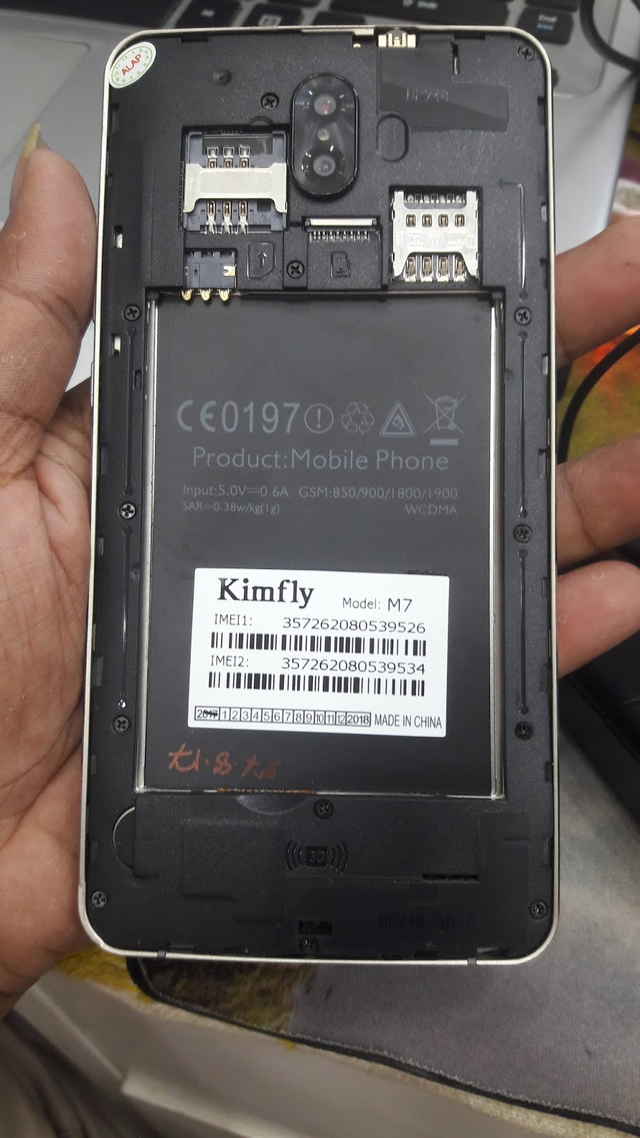 Kimfly Z7 Flash File