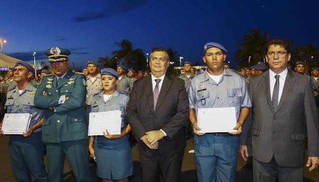 1.290 policiais são incorporados à Polícia Militar