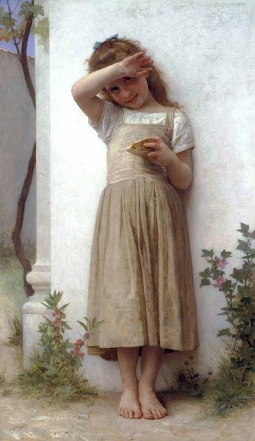Адольф Вильям Бугро - Наказанная (1895)