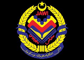 Jabatan agama islam wilayah persekutuan Logo Vector