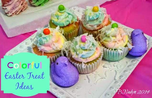 Baking, Spring, Cupcakes