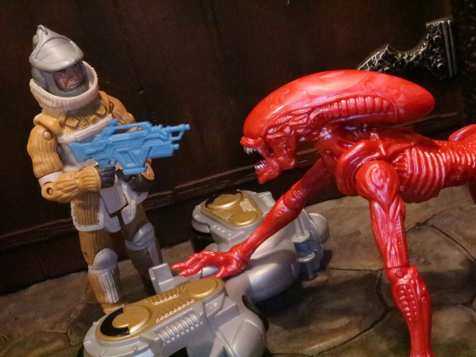 Ogre The Corps Commando Figurine