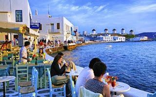Turismo en Grecia