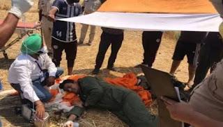 IAF's MiG-29 crashes close Jalandhar in Indian Punjab Latest News