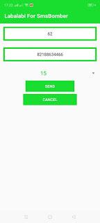 Begini Caranya, Bom Chat WhatsApp 1x Klik Otomatis