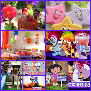 6 August Kid S Party Themes Savvy Nana
