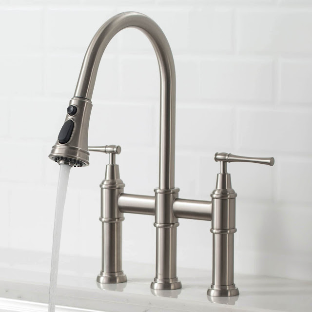 Pull Down Kitchen Faucet, Kitchen Faucet, Home, Kitchen, Lifestyle