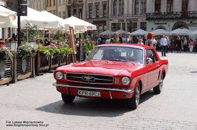 Ford Mustang, rajd Krak 2013