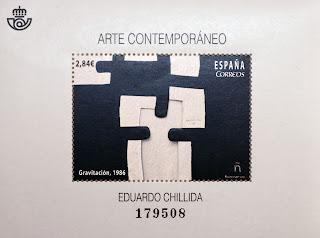 ARTE CONTEMPORÁNEO EDUARDO CHILLIDA