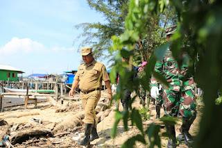 Kegiatan Karya Bhakti Penanaman Pohon Mangrove Secara Serentak - Tarakan.Info
