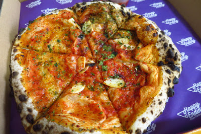Happy Ending Pizza Parlour, marinara