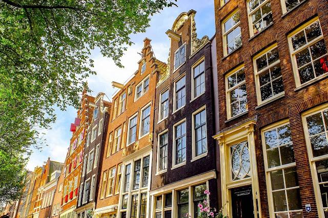 viajar amsterdã holanda