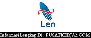 Loker Terbaru Lulusan SMA SMK D3 Juni 2020 dari PT Len Industri