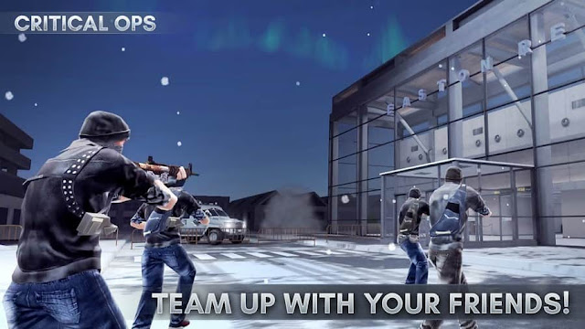 Critical Ops Latest Apk Downlaod
