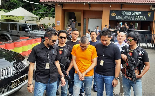 Nasib Pengemudi Tantang Polisi: Kemarin Gagah Sekarang Loyo, Shock Dijerat Pasal Berlapis