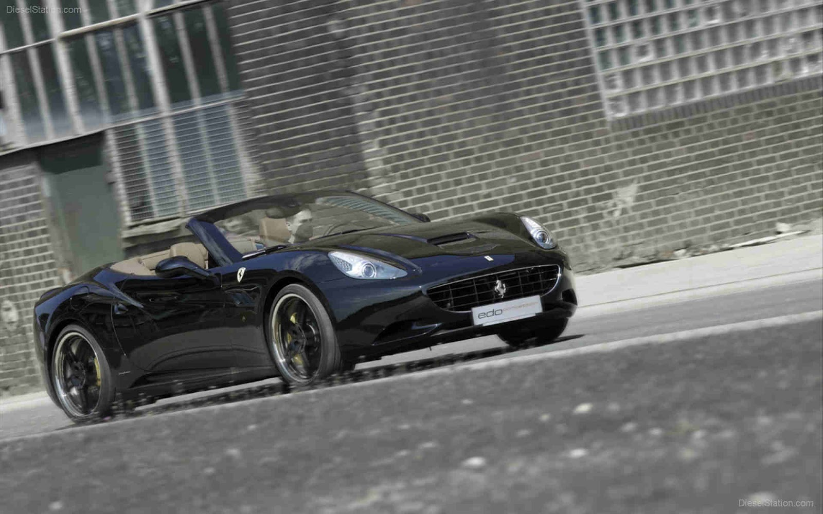 Ferrari California Monza Edition 2 Door Convertible top ...