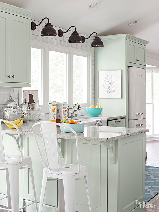 Dreaming About Mint Kitchen Cabinets The Wicker House