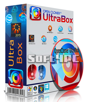 OpenCloner UltraBox 1.60 Build 212 + Crack