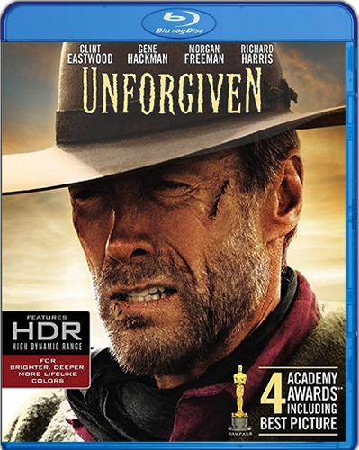 Unforgiven [25th Anniversary Edition] [1992] [BD25] [Latino – Castellano]