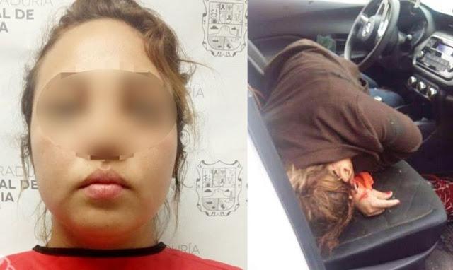 """Cae """"La Guera"""" jefa de Sicarios del Cartel del Noreste hermana del Z-40 le ordeno que ejecutaron a Fiscal en CD Victoria"""