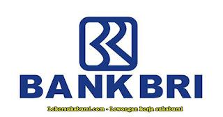 Lowongan Kerja Magang Bank BRI Sukabumi & Cianjur