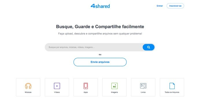 4share popular cloud service