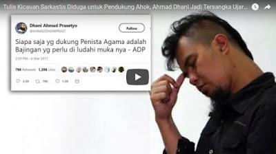 Blak-blakan Ahmad Dhani yang Jadi Tersangka Ujaran Kebencian