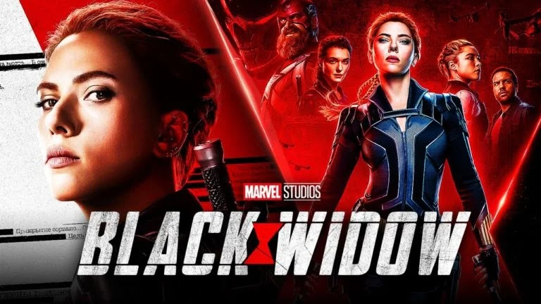 Black Widow 2021 Full Movie 720p Download