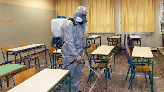 Padahal Sudah Jaga Jarak dan Pakai Masker, Sehari Buka Sekolah 2 Siswa Terinfeksi Virus Corona