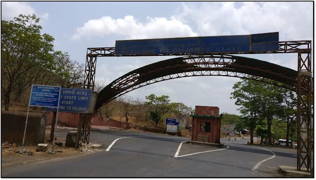 saputara lake, Maharashtra Gujarat border